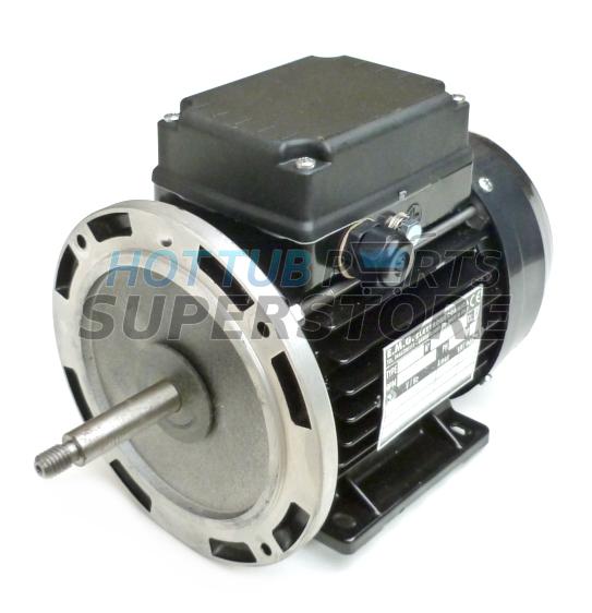 Pumps motors parts pump motors only 1 8hp for Hot tub motor parts